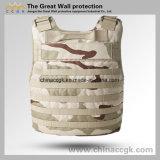 Veste à prova de balas camuflar do deserto do PE de Nij III IV Kevlar