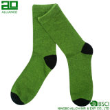 Normale weiche flexible Schweiss-Mann-Kleid-Socken