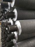 突き出されたFinned管は空気クーラーか熱交換器で適用した