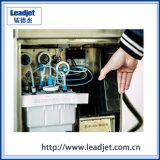 Leadjet 1~4 Zeilen kontinuierlich und Verfalldatum-Tintenstrahl-Drucker