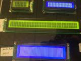20*4 도표 점 행렬 LCD 모듈