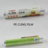 Le meilleur PE frais imperméable à l'eau s'attachent roulis de film transparent d'extension d'enveloppe de rétrécissement de film