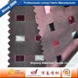 Polyester-Schaftmaschine-Gewebe 100% für Kleid-Futter Jt211