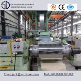 Bobina de acero galvanizada sumergida caliente de SGCC A653 para el material de construcción