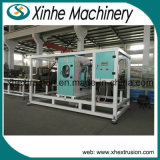 16-25 Rohr-Strangpresßling-Zeile /UPVC-Rohr-Produktionszweig des mm Doppel-Schraube Belüftung-Rohr-Produktionszweig-/CPVC