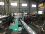 Dn200-630 Гидравлические из нержавеющей стали пыльник / шланг формовочная машина