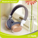 Auscultadores estereofónicos de Bluetooth V4.1 Bluetooth com os auriculares baixos elevados de Bluetooth da qualidade do Mic