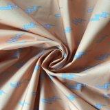 240t imprimé PVC Polyester Pongee pour vêtements d'extérieur