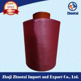 40d / 14f China Nylon Dope Dyed Yarn para tricô