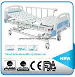 Van Ce ISO- CFS- Certificaat Drie het Onstabiele HandBed van het Ziekenhuis