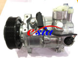 Hccのための自動空気調節AC圧縮機3.0 6pk 132mm