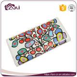 Портмоне бумажника муфты PU птиц напечатанное цветком для повелительницы