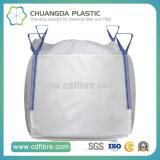 Мешок тонны шва FIBC стороны панели u для порошка или зерен упаковки
