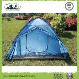 3 Personen-doppelte Schicht-Abdeckung-kampierendes Zelt