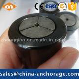 4mm drückten gewellter konkreter Draht-geöffneten Anker ein