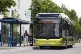 De reclame van de Scrollende Raad van het Bericht van de Voor LEIDENE van de Bus Vertoning van de Route