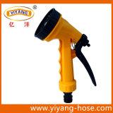 Пушка брызга шланга сада, инструмент вспомогательного оборудования для шланга сада