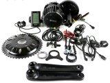 Bicicleta eléctrica con el MEDIADOS DE kit central del motor 1000W
