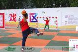 耐久及び環境に優しいプラスチックバスケットボールのフロアーリングの/Plasticのバレーボールのフロアーリングまたはプラスチックハンドボールのフロアーリングの/Plasticのフットボールのフロアーリング