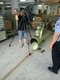 De Machine van de Inspectie van de Veiligheid van de Röntgenstraal van de Bagage van de greep