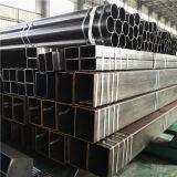 Hecho en China ASTM A500 GR. Tubo cuadrado de acero negro de B S235jr
