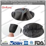 使い捨て可能な微小孔のあるつなぎ服の防護衣