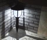 Lanterna esagonale solare impermeabile esterna del LED