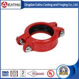 O ferro Ductile sulcou 995 acoplamentos usados para as tubulações do HDPE