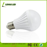Do Ce plástico da luz de bulbo do diodo emissor de luz do fornecedor de China bulbo 2017 energy-saving do diodo emissor de luz do poder superior E27 9W SMD5730 da luz de bulbo do diodo emissor de luz de RoHS