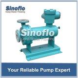 Pomp van de Motor van het Bitumen van de Pijpleiding van de Omschakelaar van de frequentie de Sanitaire Emulsie Ingeblikte