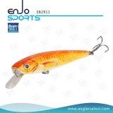 Прикорм рыболовства снасти воды верхней части приманки ручки рыболова отборный с Vmc дискантовыми крюками (SB2911)