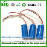 De diepe Batterij van de Cyclus van 3.7V Batterij 16340 400mAh voor Krachtig Product