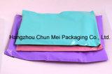 多彩なプラスチック付着力のシールのポスト袋