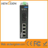 5 Schakelaar van het Netwerk Ethernet van de Haven Tx en Fx van de megabit de Industriële