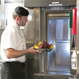 Kleiner Miniwaren Restanrant Küche-Nahrungsmittelhöhenruderinnendumbwaiter