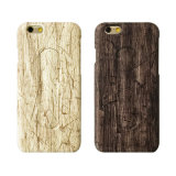iPhone 6sのための卸し売りOEMの実質の木製の携帯電話の箱