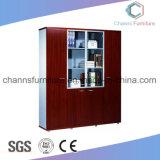 Gabinete de arquivo de madeira de madeira de alta qualidade