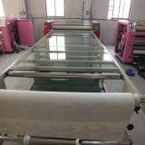 impresora de la sublimación de la materia textil del sistema de la prensa de la calefacción de petróleo de la anchura 420m m de la impresión del formato grande de los 2.5m para la ropa
