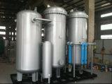 Bolsas de plástico Máquina de sellado vertical continua con nitrógeno