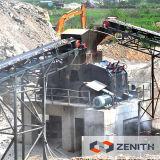 Argile en gros de la Chine écrasant la centrale de la grande capacité