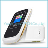 4 routeres diretamente introduzidos da ranhura para cartão de G SIM em um telefone móvel para receber sinais sem fio