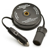 12V Retractable Power Socket with LED Indicator