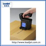 Impresora de inyección de tinta Handheld tamaño pequeño del vencimiento de la fecha del Anser