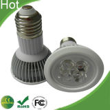 luces impermeables de aluminio de 12W IP64 LED PAR38