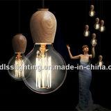 Популярные самомоднейшие деревянные привесные светильники для домашнего освещения