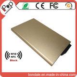 알루미늄 RFID 신용 카드 홀더