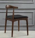 Presidenza esterna di legno del caffè della mobilia di Soild per il ristorante