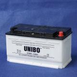 자동 건전지 고성능 DIN88 12V88ah는 비용이 부과된 자동차 배터리를 말린다