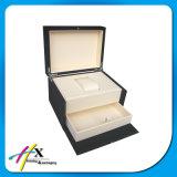 Contenitore di imballaggio di legno su ordine di qualità superiore della vigilanza con il cassetto