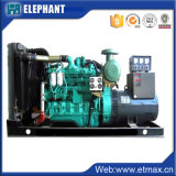 55kVA Yuchaiの電力プラント携帯用ディーゼル発電機